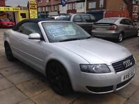 2004 54 Audi A4 Sline Sport 2.5 Diesel Automatic