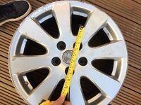Toyota wheel 17 inch