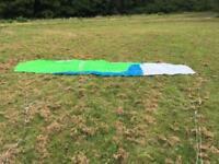Rhombus Firebee 4m power kite