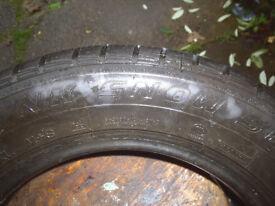 2 x Snow Tyres 175/65R14