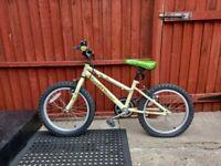 Girls 18in bike