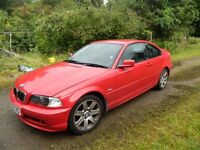 2003 BMW CI coupe, 41,000 original miles, great inside and out
