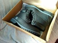 Timberland boots size 10