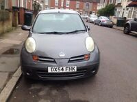 NISSAN MICRA 1,2 GREY SPORT 5 DOOR 2005