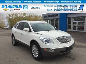 2011 Buick Enclave CXL-1 AWD *One Owner Local Trade *Heated Leat