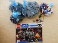 Starwars lego 7675 AT-TE Walker £70 99% complete