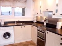 SPACIOUS TWO BEDROOM FULLY FURNISHED FIRST FLOOR FLAT CENTRAL LOCATION PETERHEAD AVALIABLE NOW