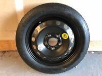 BMW e46 3 series spare wheel space saver 1 3 5 7 series