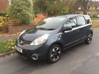 Nissan Note NTec+ - 15k Miles Only!