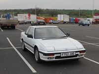 Honda Prelude 1989, Manual, 4WS, Pop Up Lights, Classic