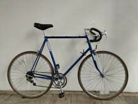 SERVICED, (4249) 700c 64 cm DAWES STERLING VINTAGE ROAD BIKE BICYCLE Size: XXXL Height: 183-193 cm