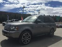 2007 Land Rover Range Rover Sport SUPERCHARGED *BREMBO* GAR.1 AN