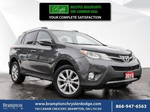 2015 Toyota RAV4 LIMITED | AWD