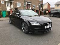 Audi TT 2.0 TFSI Black Edition 3dr