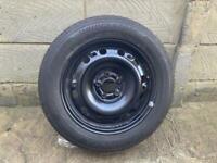 Bridgestone Turanza T005 185/60 R15 Tyre wheel and Alloy never