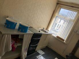 1 Bedroom Flat To Let Hebrew Road Burnley