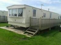 3 bedroom caravan at chapel st leonards