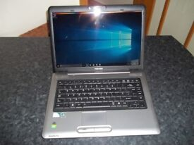 Toshiba LAPTOP SATELLITE PRO SOLID STATE DRIVE