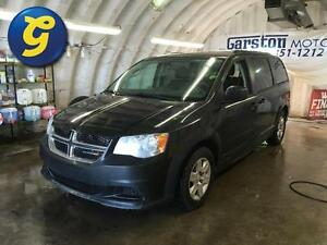 2013 Dodge Grand Caravan SE/SXT*STOW N GO*TRAILER HITCH W/PLUGIN