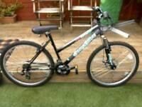 Shockwave XT675 21 speed mountain bike