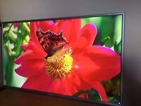 Bauhn 55-inch Full HD LED TV, 1920x1080p, Freeview HD, 3xHDMI.
