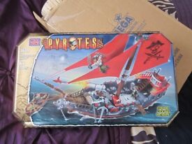 lego mega blok admiral snathes predator,new