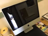 Imac, barely used, 20inch