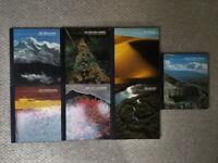 7 Time-Life books: inc Himalayas;Grand Canyon;Wilderness Europe ;Sahara ;Africas Rift Valley; Amazon