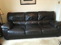 FREE Real Leather Sofa!