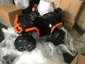 Kids electric quad
