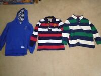 Joules boys tops