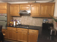 Used L shape kitchen for sale- in good condition