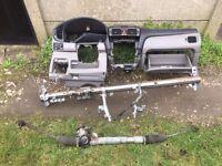 Left Hand Drive Dashboard Renault Megane 2005