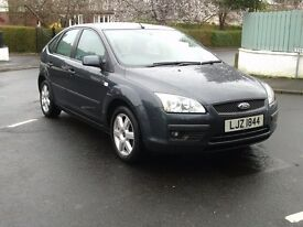 2006 Ford Focus IMMACULATE CONDITION INSIDE AND OUT, FULL MOT, GENUINE MILES