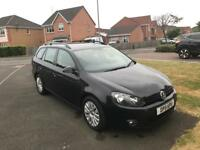 Volkswagen Golf S Estate 1.6 TDI Bluemotion