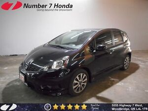 2012 Honda Fit Sport| Power Group, Tint!