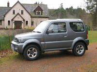 SUZUKI JIMNY V V T MOT June 2017 Only 41,000mls.