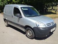 57 PLATE Citroen Berlingo 1.6hdi Van. ## 07841 619211 ## BRILLIANT ON FUEL ## NO VAT..