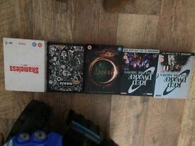 Box sets dvd