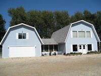 140.03 ACRES WITH HOME AND SHOP!