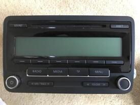 VW Radio RCD 310
