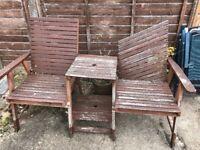 Garden bench / seat