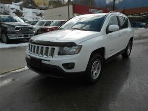 2014 Jeep Compass North heated eats, remote start