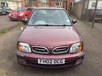 Nissan Micra S Automatic 18600 Miles Genuine