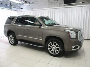 2016 GMC Yukon RARE DENALI 4X4 7PASS! LOADED WITH BLIND ZONE ALE