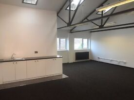 stylish Industrial office for rent - All bills included