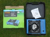 Halfords Portable Gas Stove