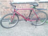 """26"""" MBK man mountain bike in good condition"""