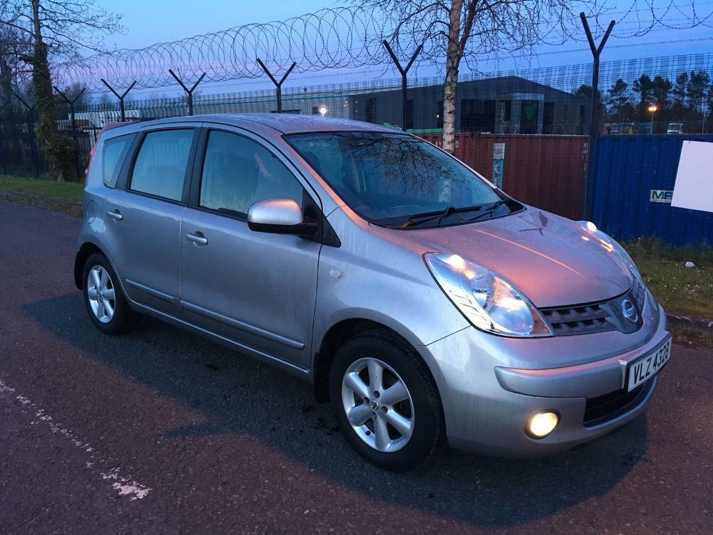 contact number 07871829481 ☎️ 2008 Nissan not 1 4 petrol   in Belfast City  Centre, Belfast   Gumtree