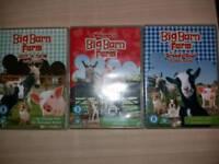 Big barn farm dvd